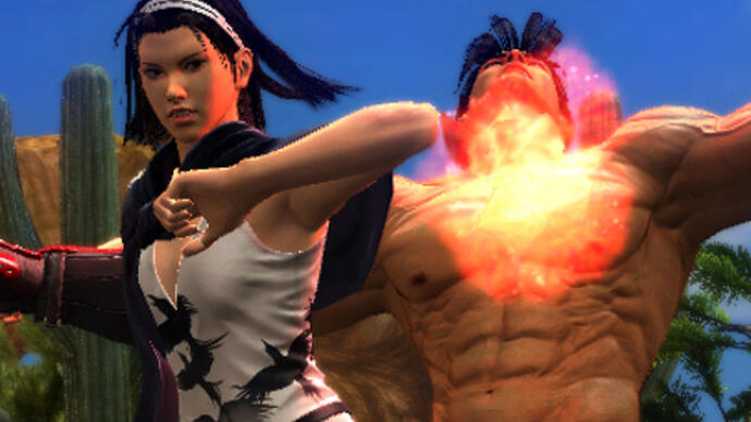 Tekken Tag Tournament 2 trailer shows off game modes