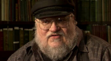 George R.R. Martin: Disruptor Beam on working with the author
