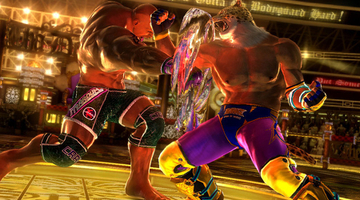 "Wii U GamePad ""distracting"", says Tekken director"