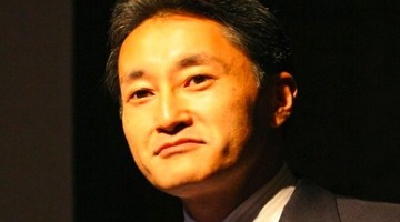 Role-Playing: Sony's Kaz Hirai