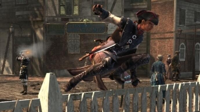 Assassin's Creed 3 Liberation trailer makes the Big Easy lookeasy