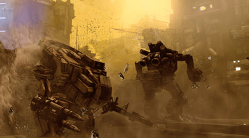 Warner Bros to develop web series on upcoming mech-shooter Hawken