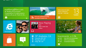 Microsoft Windows 8 hitting October 26
