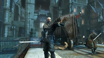 "Dishonored dev: ""It's been a poor, poor five years for fiction"" for the industry"