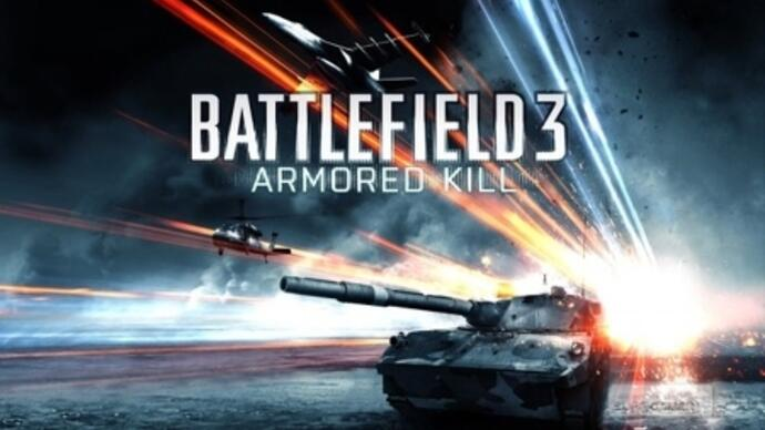 Explosive Battlefield 3 Armored Kill trailer offers first glimpse at gameplay