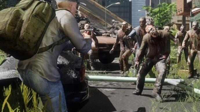 DayZ doppleganger The War Z announced