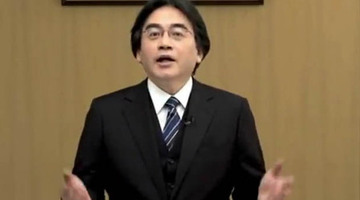 "Iwata: Being first with next-gen ""not important"""