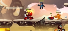 Disponible un nuevo parche para Awesomenauts en 360 y PS3