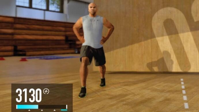 Nike+ Kinect Training release date announced
