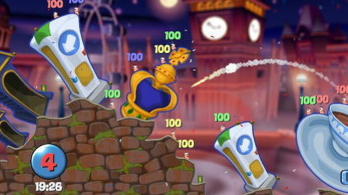 Worms Collection announced for PlayStation 3 and Xbox 360