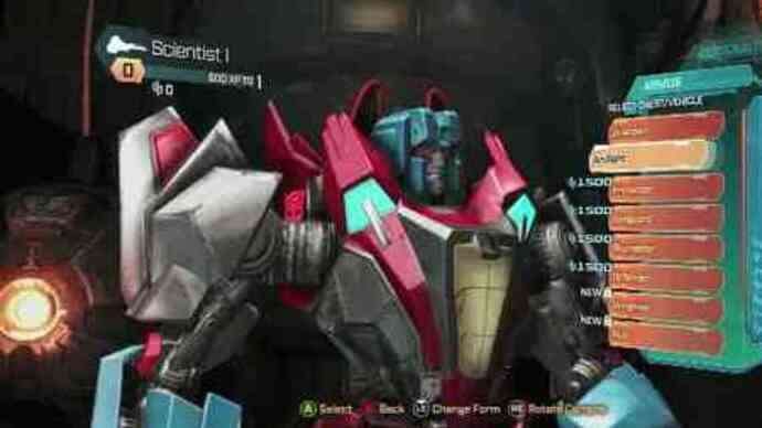 Transformers: Fall of Cybertron multiplayer trailer shows robots going at it