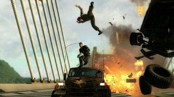 Just Cause 2 developer criticizes DLC and forced multiplayer in games