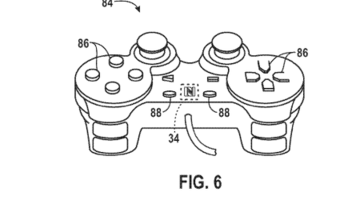 Apple patents new gaming controller