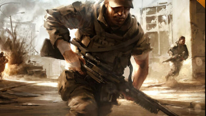 First Battlefield 3 Aftermath details, concept art revealed