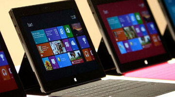 Microsoft Surface tablet to launch October 26