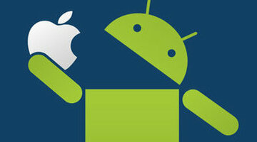 iOS gaining ground on Android in US