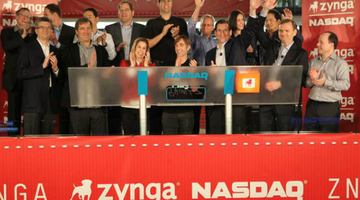 Zynga hit with first lawsuit over stock sell-off