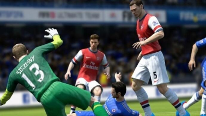 FIFA 13 Wii U Preview: Nintendo Gets Parity (At Last!)