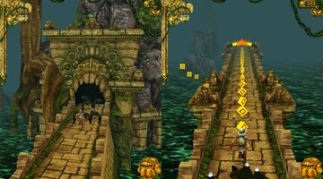 Temple Run has been downloaded 100m times