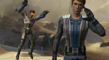 "SOE says SWTOR going free was the ""right decision"""