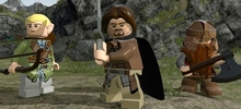 F�rhandstitt: LEGO Lord of the Rings