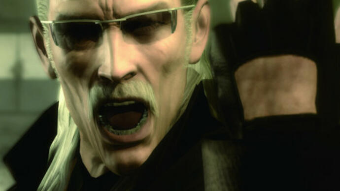 Metal Gear Solid 4 Trophy patch live in Europe