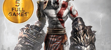 Sony anuncia God of War Saga e inFAMOUS Collection