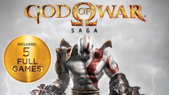 Sony announces God of War Saga and inFamous Collection