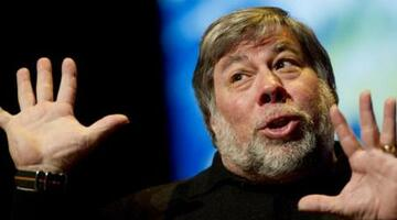 "Wozniak: reliance on Cloud could prove ""horrendous"""