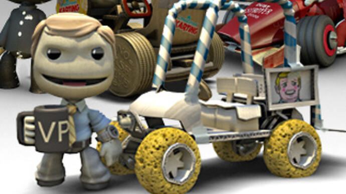 LittleBigPlanet Karting release date, special editionannounced