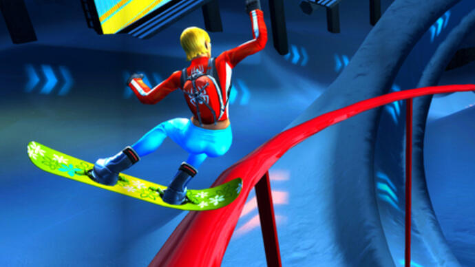 SSX multiplayer, Freeride modes live in newpatch