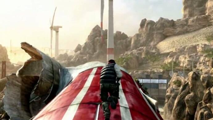 Black Ops 2 trailer shows off multiplayer