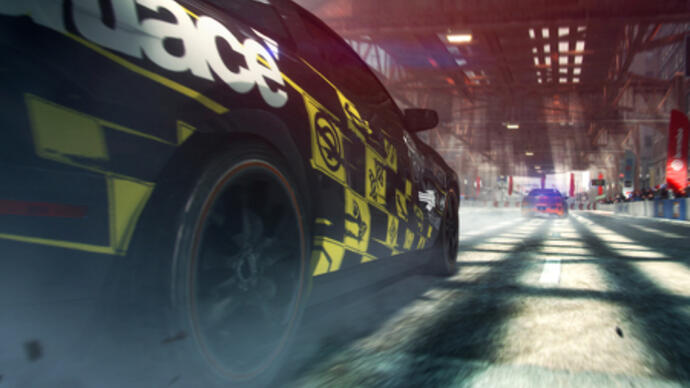 Grid 2 Preview: No Assists Please, We're British