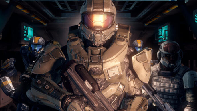 Halo 4 trailer shows off new UNSCweapons