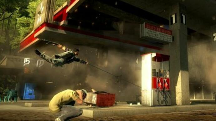 Just Cause 2 multiplayer has an open beta this weekend