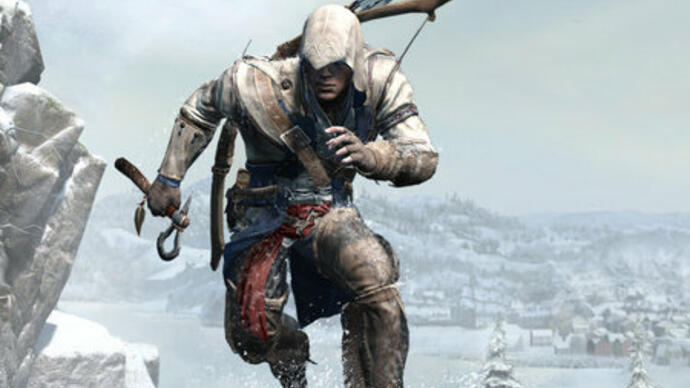 Ubisoft confirms Assassin's Creed 3 PC release date