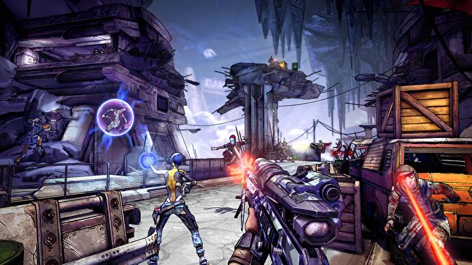 Why Gearbox created a Borderlands 2 boss so tough it's