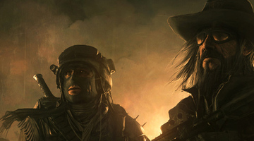 Colin McComb joins Wasteland 2 team