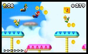 New Super Mario Bros  2 Review • Eurogamer net