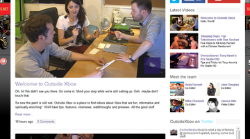 Eurogamer launches new dedicated Xbox website