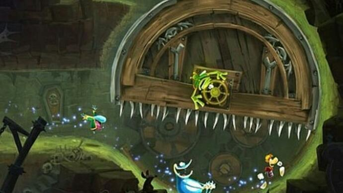 Rayman Legends Gamescom trailer is as goofy, charming and weird as you'dexpect