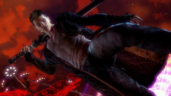 DmC Devil May Cry - 30 minutos de gameplay