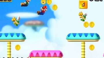 New Super Mario Bros 2 digital downloads make up 5 percent of total sales