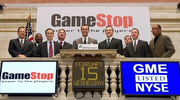 GameStop: Is history on their side?