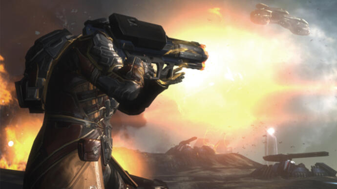 Dust 514 Preview: Is Bigger Always Better?