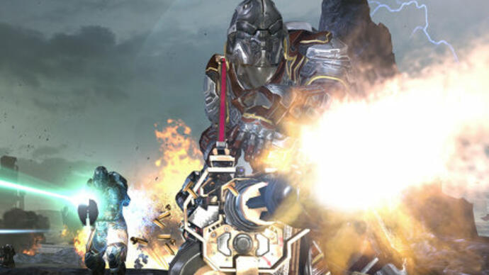 Dust 514 beta opens to PlayStation Plus members tomorrow
