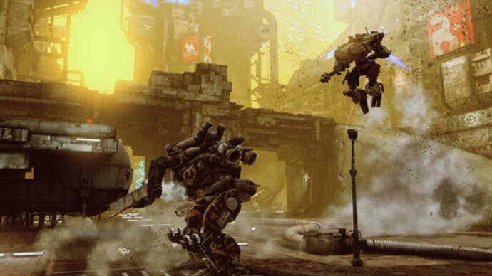Hawken to support Oculus Rift upon launch thisDecember