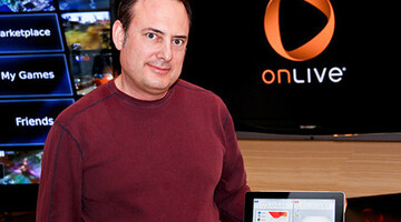 "Perlman's ""ego"" key to decline of OnLive - report"
