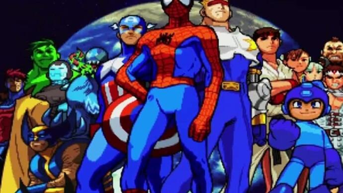 Release date for Marvel vs. Capcom: Origins retro double-pack