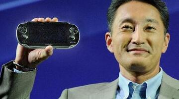 Sony's Hirai puts Vita sales near expectations